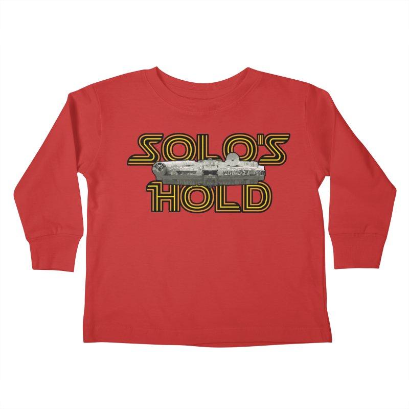 Aermacchi light bg Kids Toddler Longsleeve T-Shirt by SolosHold's Artist Shop