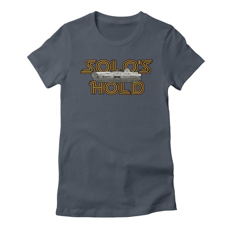Aermacchi light bg Women's T-Shirt by SolosHold's Artist Shop
