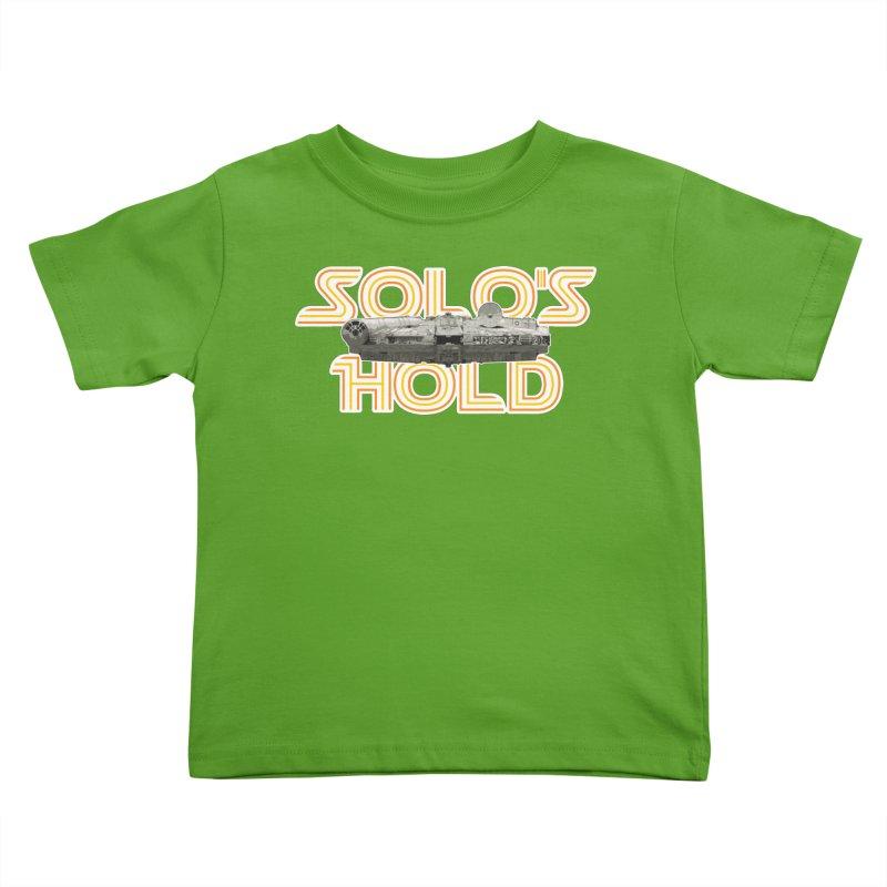 Aermacchi dark bg Kids Toddler T-Shirt by SolosHold's Artist Shop