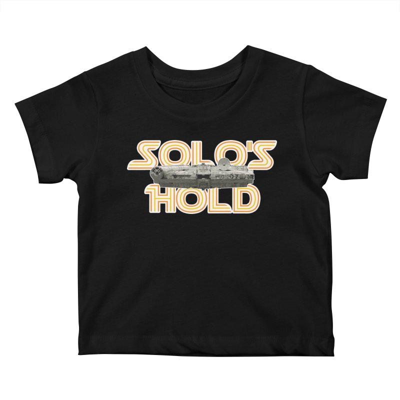 Aermacchi dark bg Kids Baby T-Shirt by SolosHold's Artist Shop