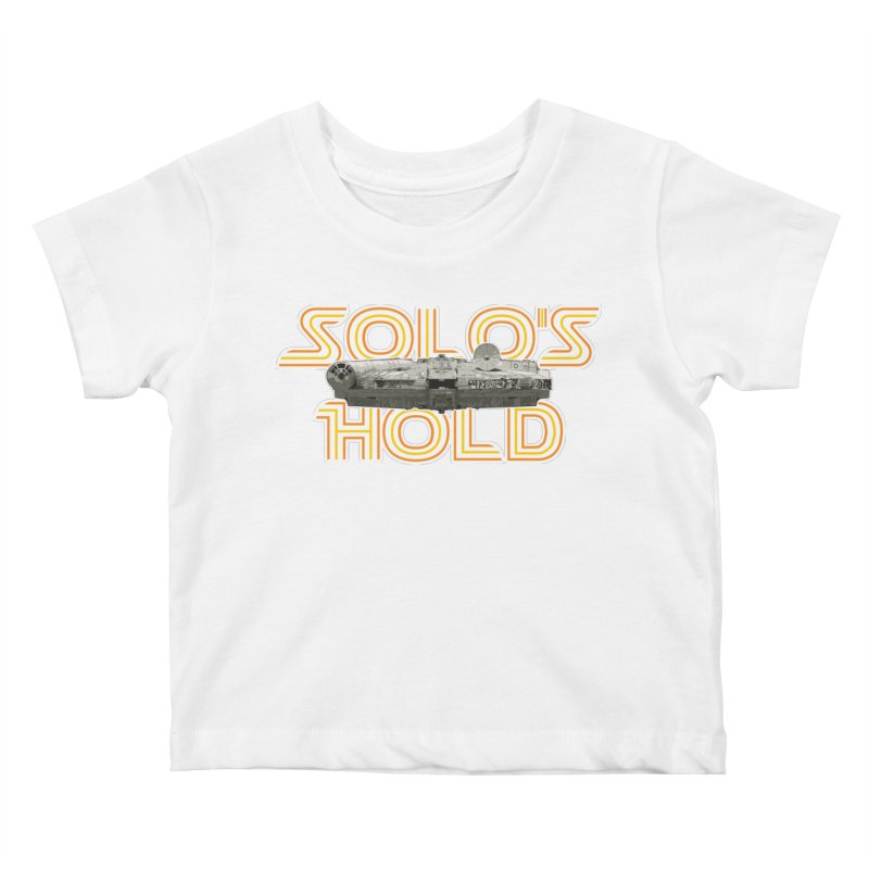 Aermacchi dark bg Kids Baby T-Shirt by SolosHold's Artist Shop