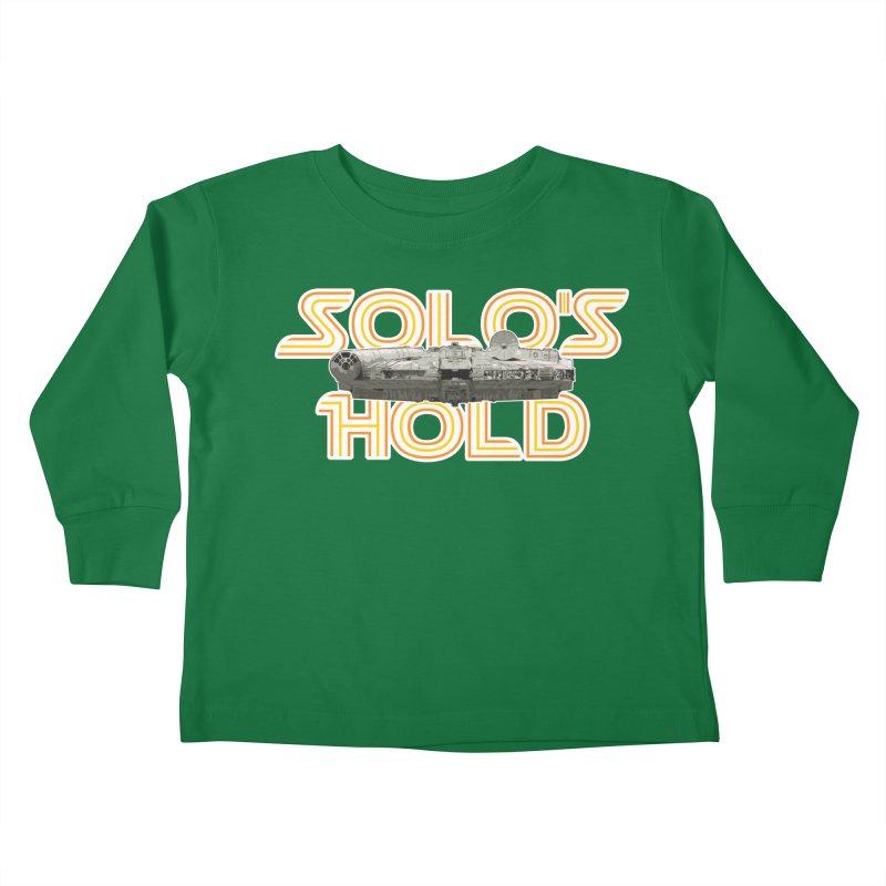 Aermacchi dark bg Kids Toddler Longsleeve T-Shirt by SolosHold's Artist Shop