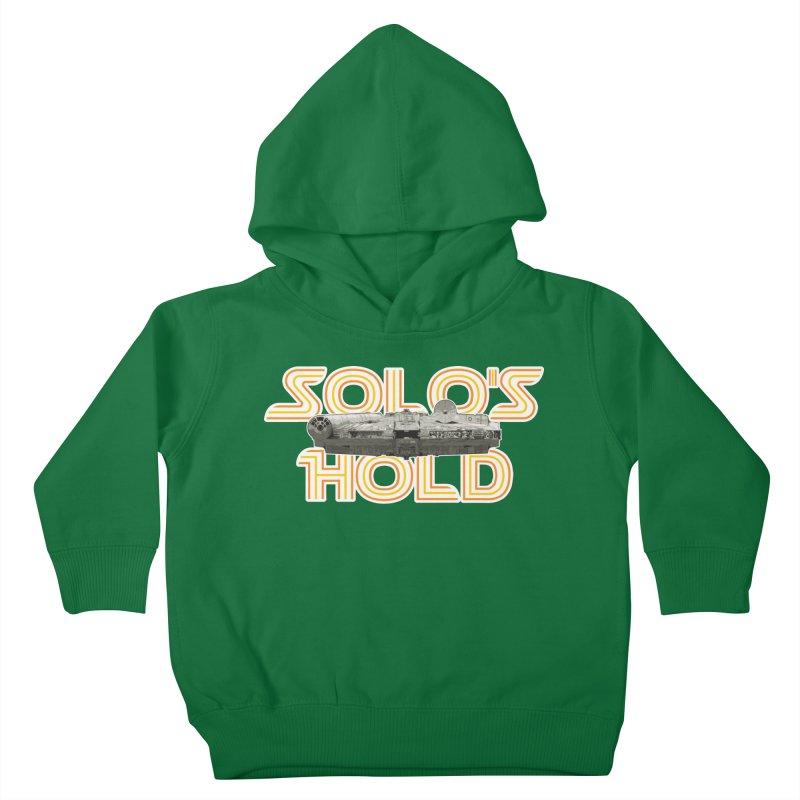 Aermacchi dark bg Kids Toddler Pullover Hoody by SolosHold's Artist Shop