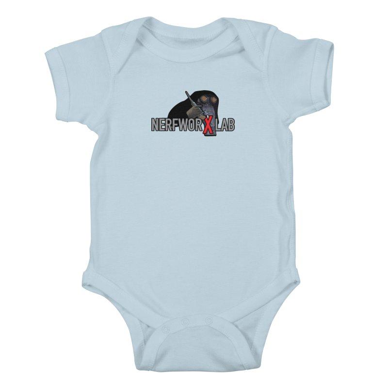 Garindan Kids Baby Bodysuit by SolosHold's Artist Shop