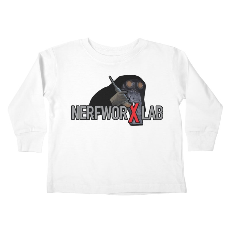 Garindan Kids Toddler Longsleeve T-Shirt by SolosHold's Artist Shop