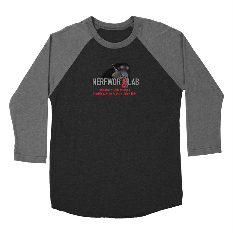 Garindan with names Women's Baseball Triblend Longsleeve T-Shirt by SolosHold's Artist Shop