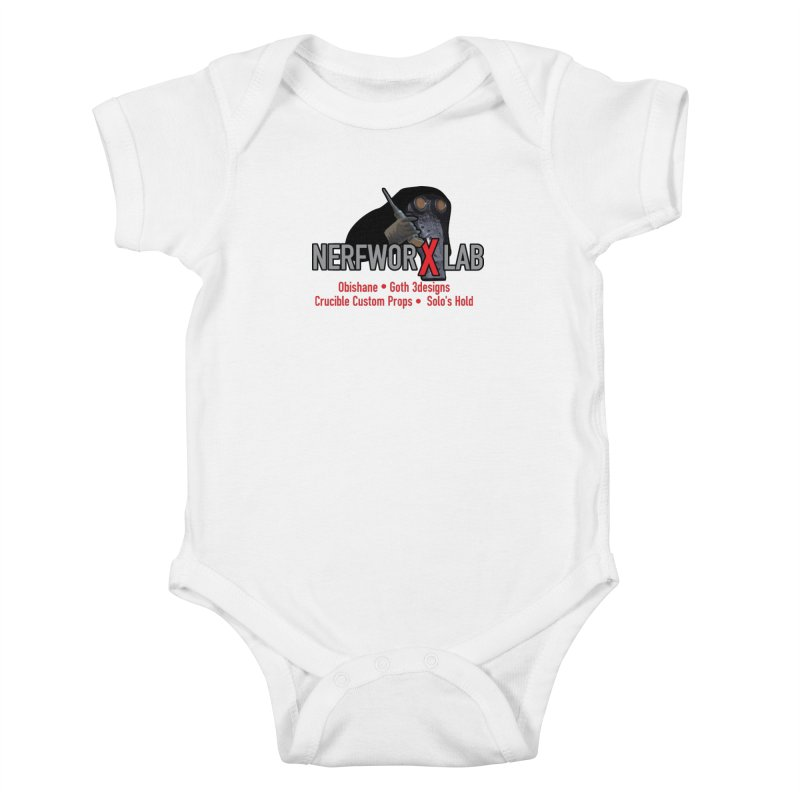 Garindan with names Kids Baby Bodysuit by SolosHold's Artist Shop