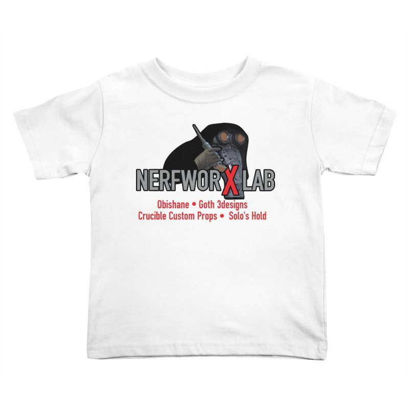 Garindan with names Kids Toddler T-Shirt by SolosHold's Artist Shop