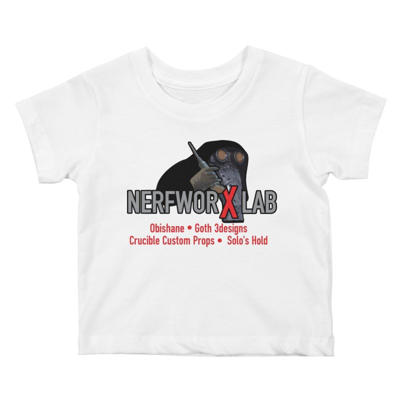 Garindan with names Kids Baby T-Shirt by SolosHold's Artist Shop