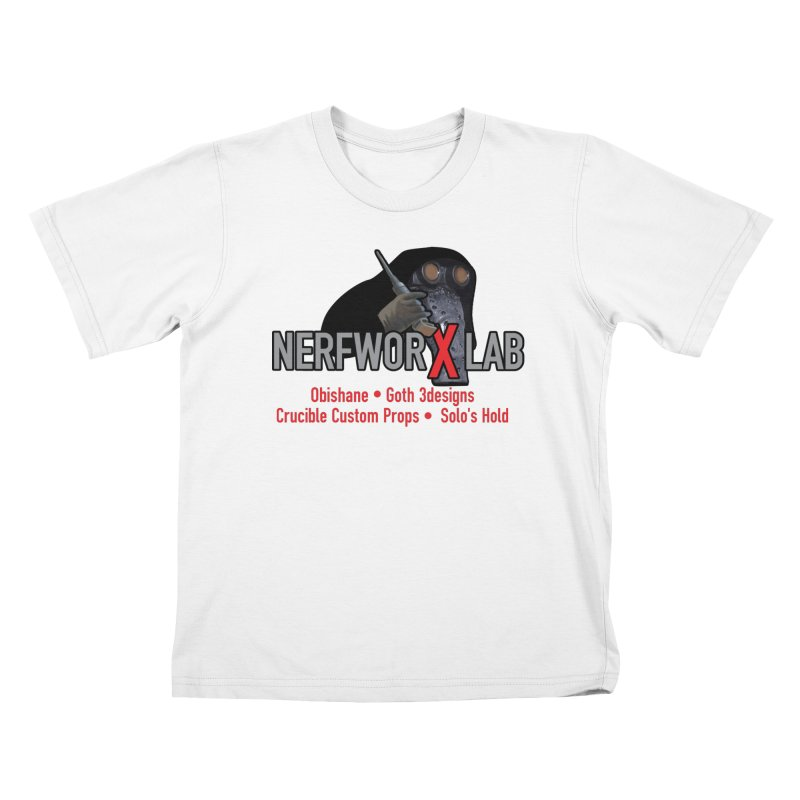 Garindan with names Kids T-Shirt by SolosHold's Artist Shop