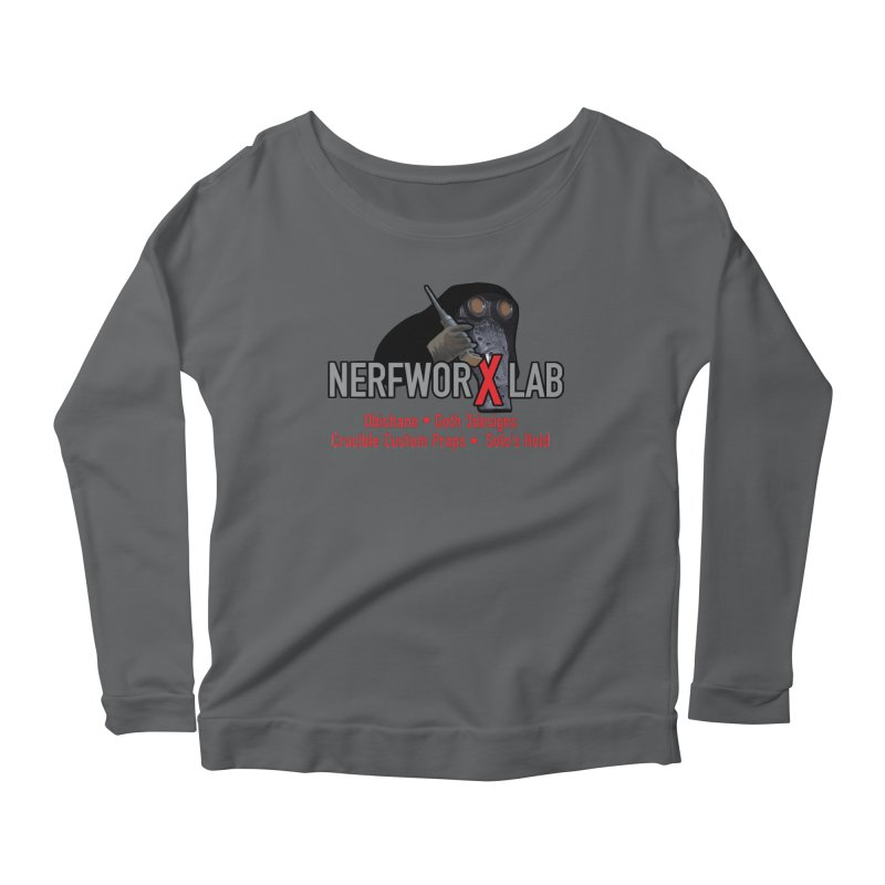 Garindan with names Women's Longsleeve T-Shirt by SolosHold's Artist Shop