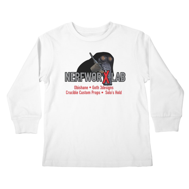 Garindan with names Kids Longsleeve T-Shirt by SolosHold's Artist Shop