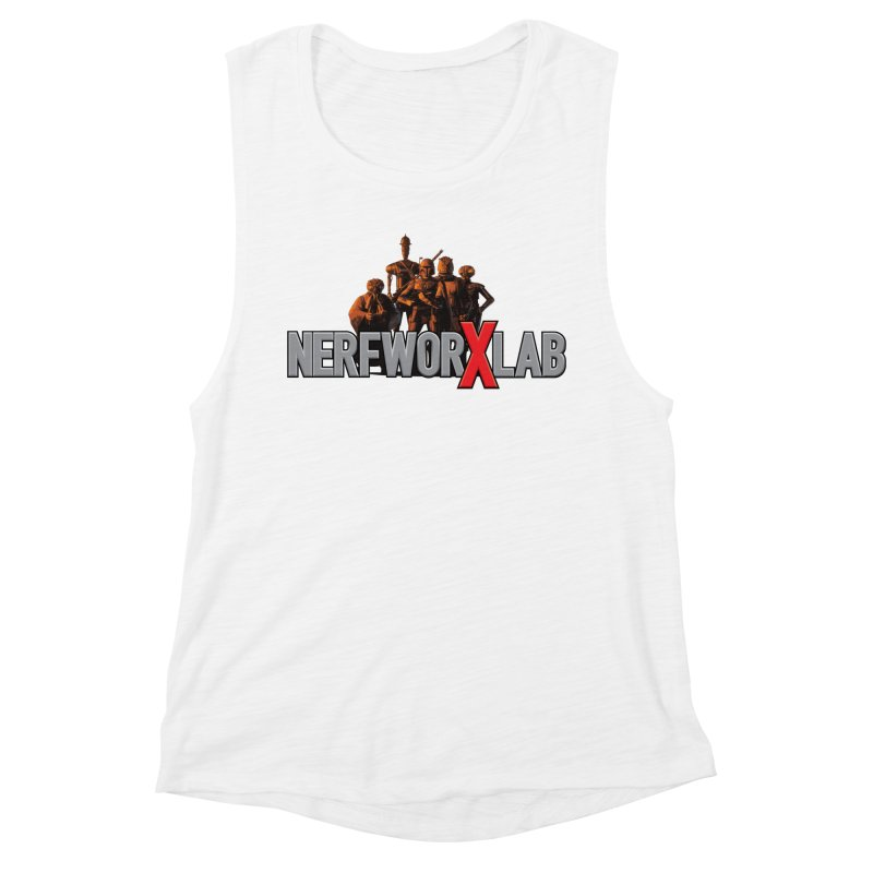 Getting the Band back together Women's Muscle Tank by SolosHold's Artist Shop