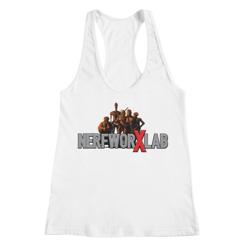 Getting the Band back together Women's Racerback Tank by SolosHold's Artist Shop