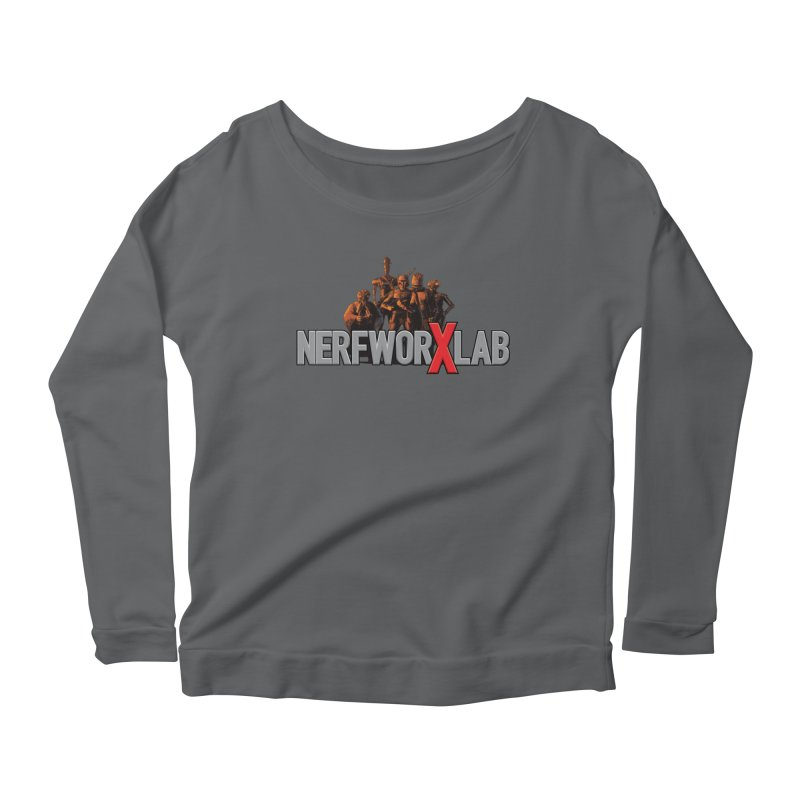 Getting the Band back together Women's Longsleeve T-Shirt by SolosHold's Artist Shop