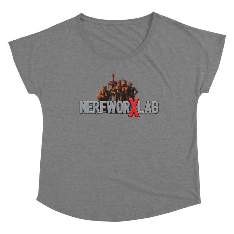 Getting the Band back together Women's Scoop Neck by SolosHold's Artist Shop