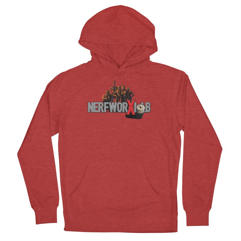 Getting the Band back together Women's French Terry Pullover Hoody by SolosHold's Artist Shop