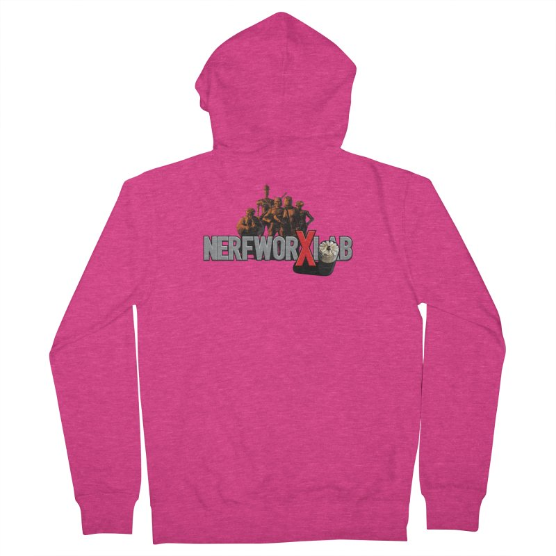 Getting the Band back together Women's French Terry Zip-Up Hoody by SolosHold's Artist Shop