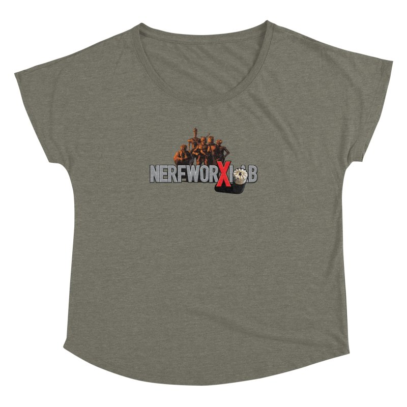 Getting the Band back together Women's Dolman Scoop Neck by SolosHold's Artist Shop