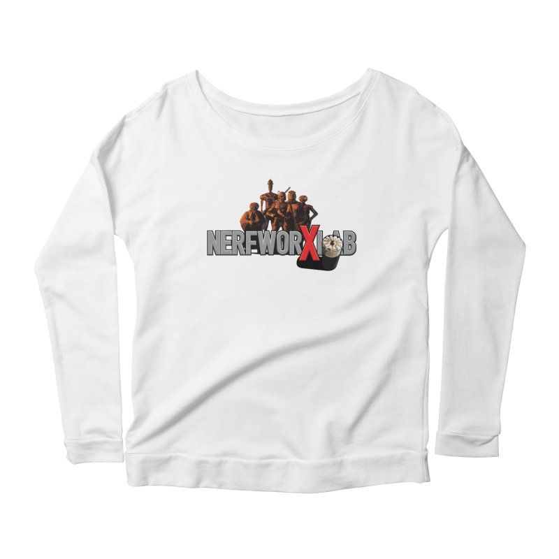 Getting the Band back together Women's Scoop Neck Longsleeve T-Shirt by SolosHold's Artist Shop