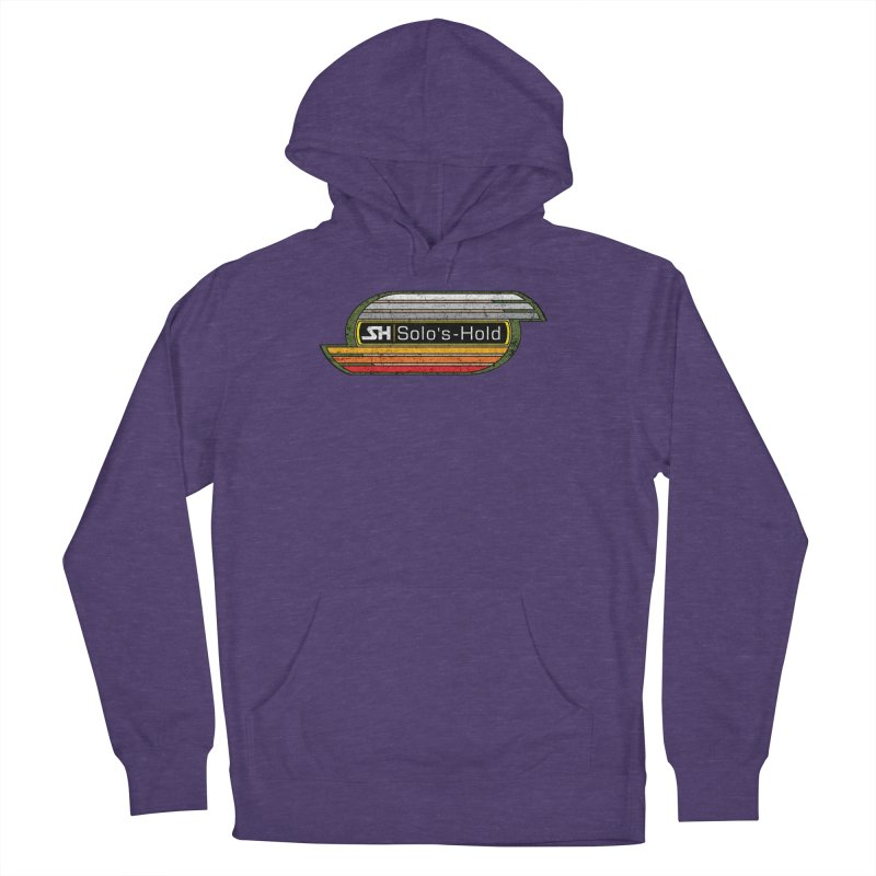 Vintage Aermacchi - Fuel Up! Women's French Terry Pullover Hoody by SolosHold's Artist Shop