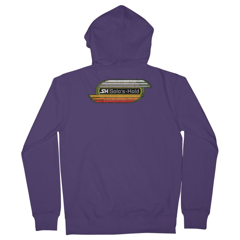 Vintage Aermacchi - Fuel Up! Women's French Terry Zip-Up Hoody by SolosHold's Artist Shop