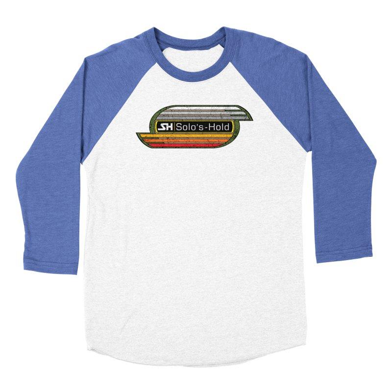 Vintage Aermacchi - Fuel Up! Men's Baseball Triblend Longsleeve T-Shirt by SolosHold's Artist Shop