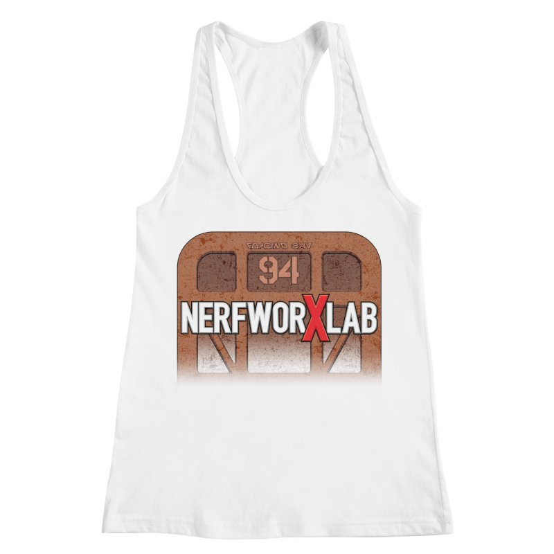 Docking Bay 94 Women's Racerback Tank by SolosHold's Artist Shop