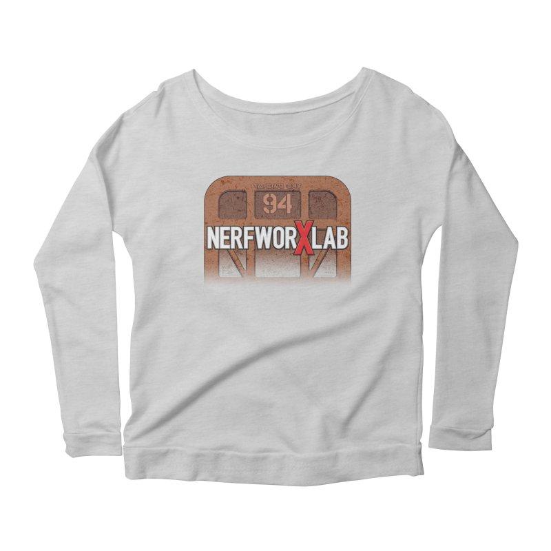Docking Bay 94 Women's Scoop Neck Longsleeve T-Shirt by SolosHold's Artist Shop