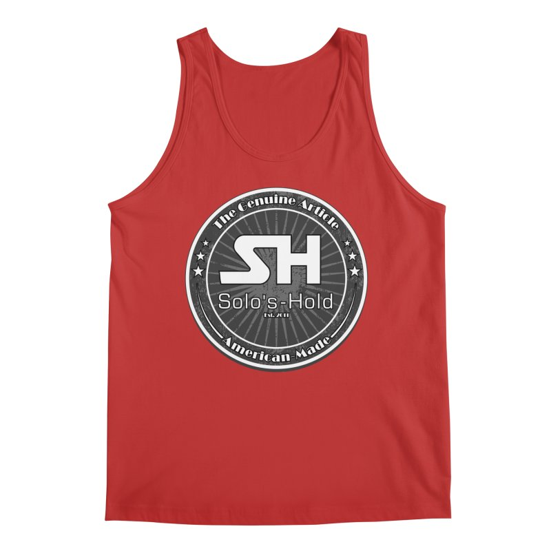 American Made Men's Regular Tank by SolosHold's Artist Shop