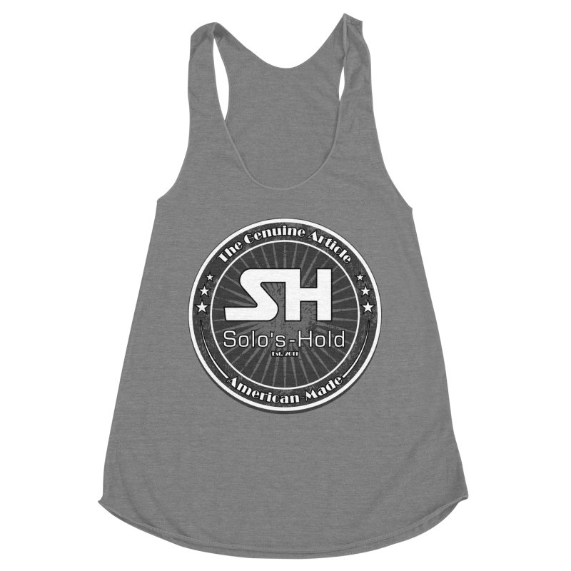 American Made Women's Tank by SolosHold's Artist Shop