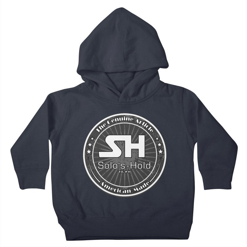 American Made Kids Toddler Pullover Hoody by SolosHold's Artist Shop