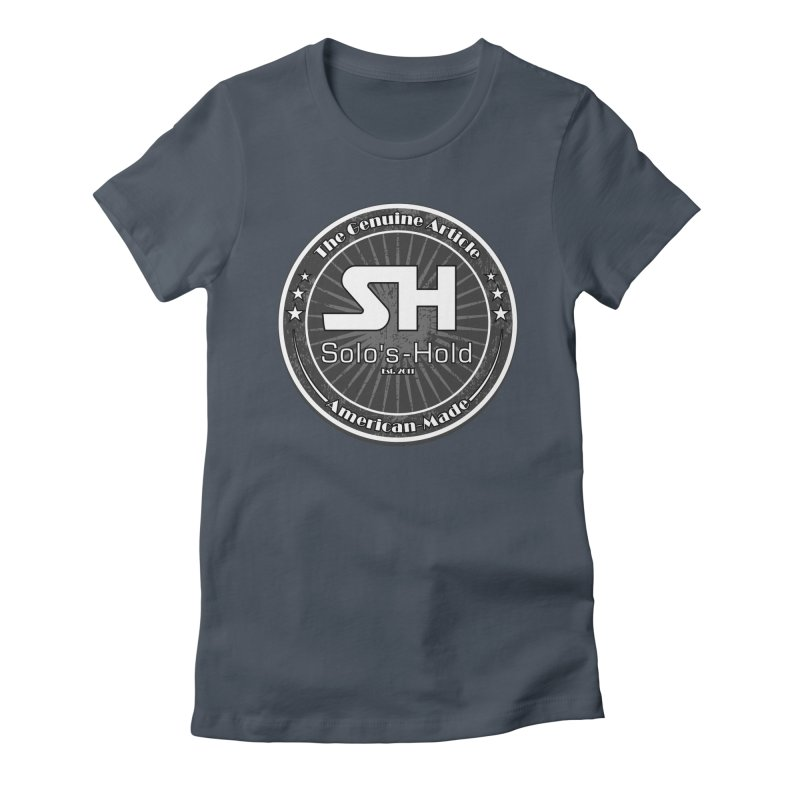 American Made Women's T-Shirt by SolosHold's Artist Shop