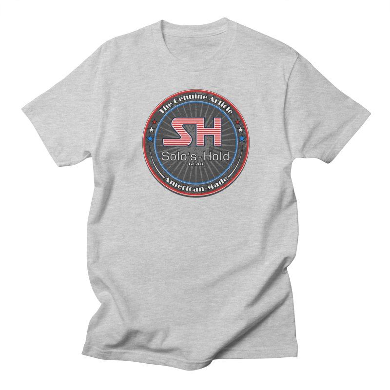 American Made - Patriot Edition Women's Regular Unisex T-Shirt by SolosHold's Artist Shop