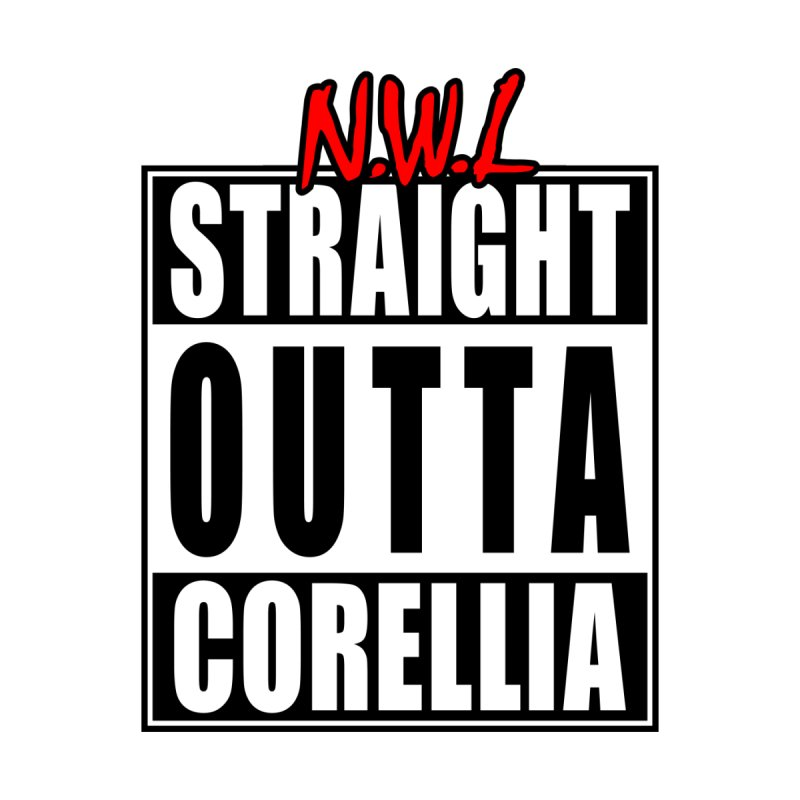 Straight Outta Corellia Men's Tank by SolosHold's Artist Shop
