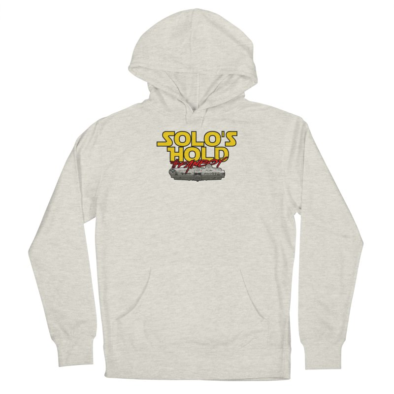 #Fanboy Women's French Terry Pullover Hoody by SolosHold's Artist Shop