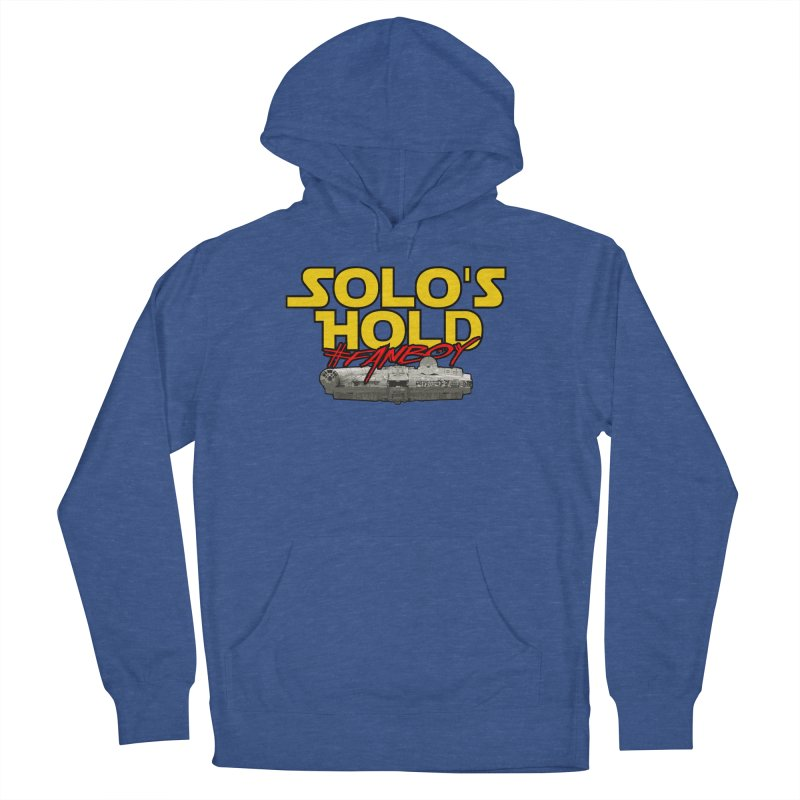 #Fanboy Men's French Terry Pullover Hoody by SolosHold's Artist Shop