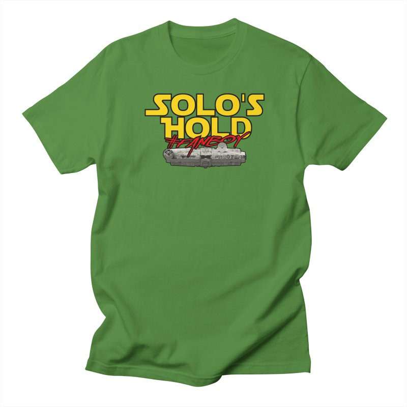 #Fanboy Women's Regular Unisex T-Shirt by SolosHold's Artist Shop