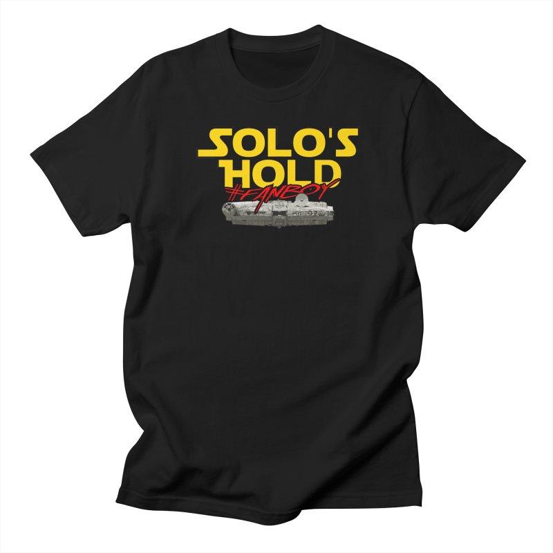 #Fanboy Men's Regular T-Shirt by SolosHold's Artist Shop