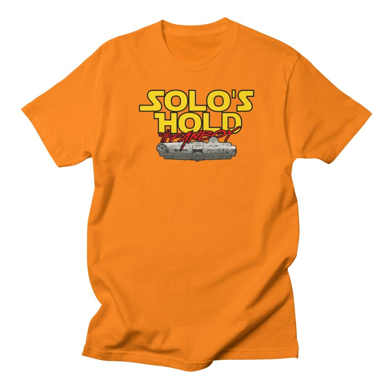 #Fanboy Women's Regular Unisex T-Shirt by SolosHold's Artist Shop