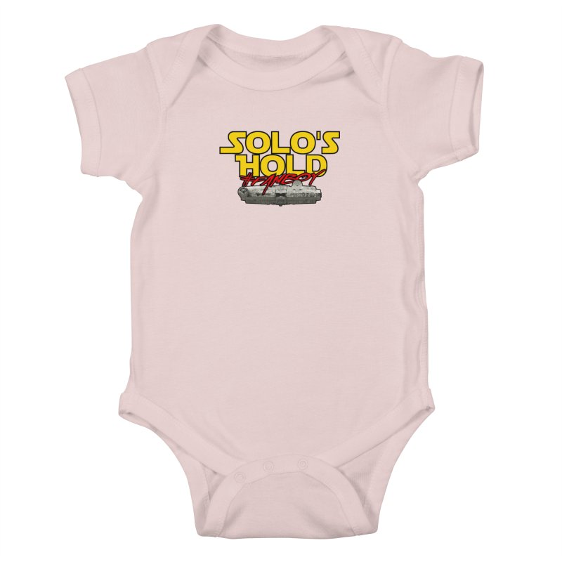 #Fanboy Kids Baby Bodysuit by SolosHold's Artist Shop