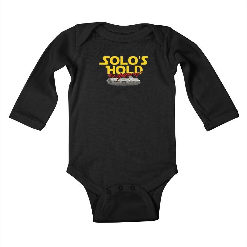 #Fanboy Kids Baby Longsleeve Bodysuit by SolosHold's Artist Shop
