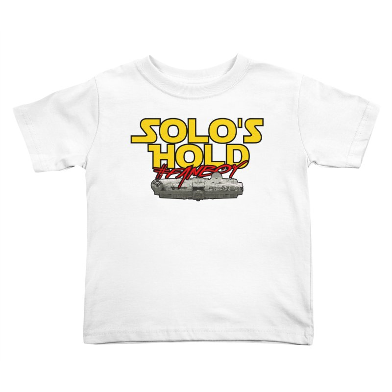 #Fanboy Kids Toddler T-Shirt by SolosHold's Artist Shop