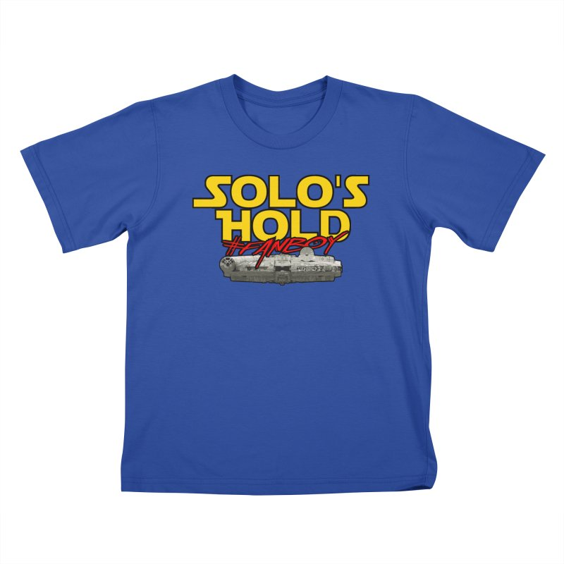 #Fanboy Kids T-Shirt by SolosHold's Artist Shop