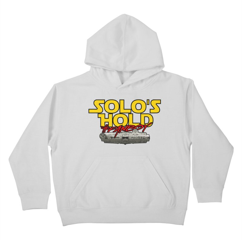 #Fanboy Kids Pullover Hoody by SolosHold's Artist Shop