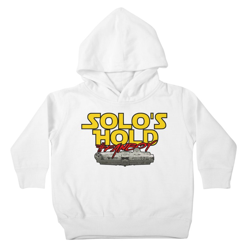 #Fanboy Kids Toddler Pullover Hoody by SolosHold's Artist Shop