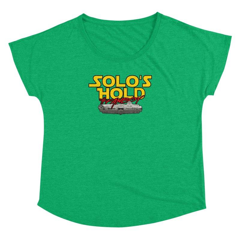 #Fanboy Women's Dolman Scoop Neck by SolosHold's Artist Shop