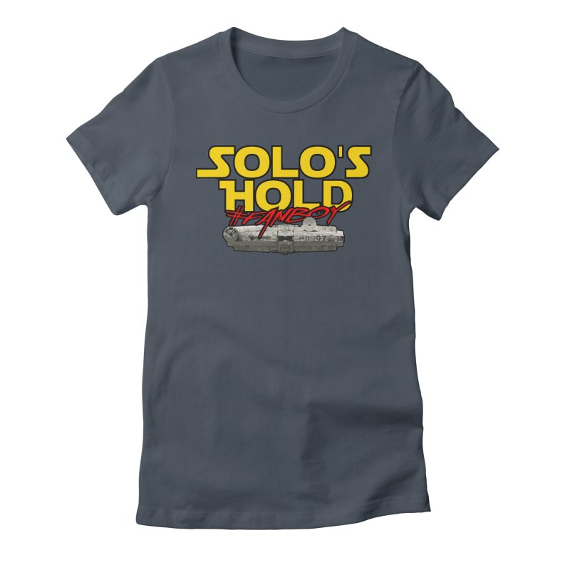 #Fanboy Women's T-Shirt by SolosHold's Artist Shop