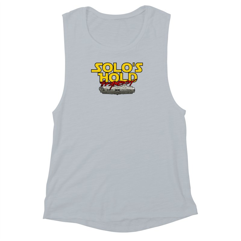 #Fanboy Women's Muscle Tank by SolosHold's Artist Shop