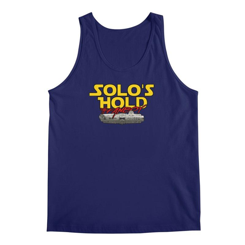 #Fanboy Men's Regular Tank by SolosHold's Artist Shop